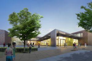 Neuplanung an der Grund- und Gemeinschafts-schule Halstenbek bei Hamburg