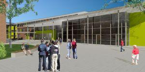 Schulzentrum Otterndorf bei Cuxhaven