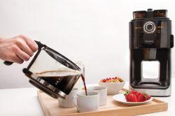 Kaffeeduft zum Frühstück