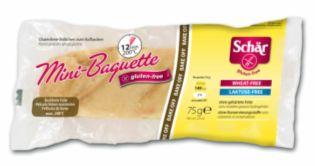 Mini-Baguette für die Gastronomie aus dem Dr. Schär Foodservice